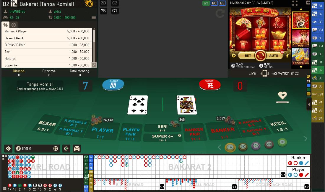 Permainan-Kartu-Bakarat-W88