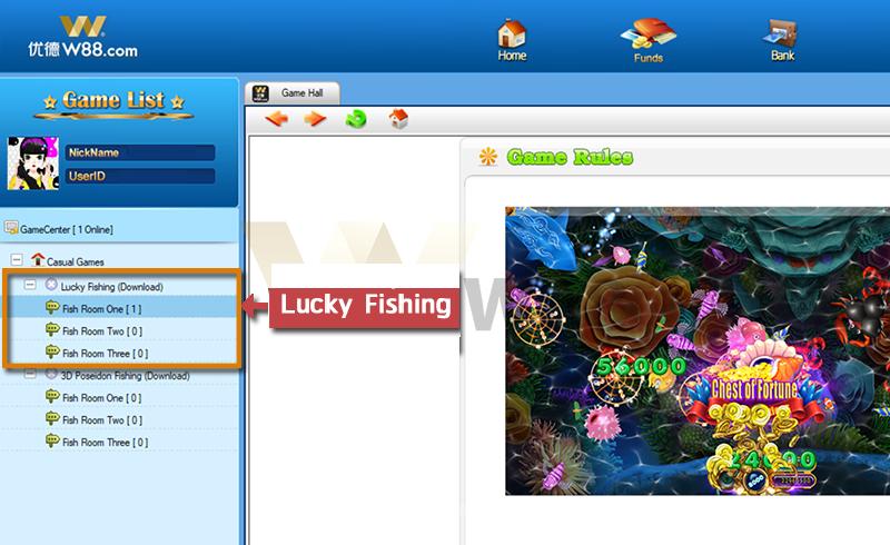 Lucky-Fish-Room-Untuk-Mulai-Bermain