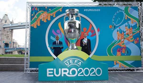 Pertandingan Bergengsi Piala Eropa 2020