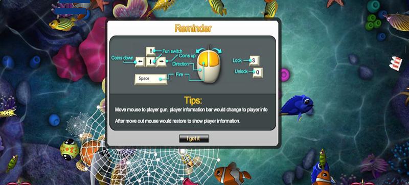 Tombol-Arah-Untuk-Memainkan-Game-Lucky-Fish-Di-W88