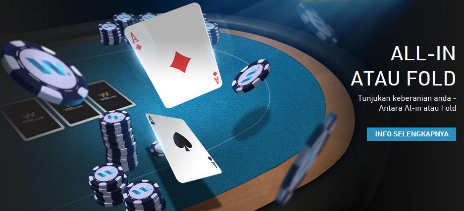 All-in-atau-Fold-di-Permainan-Judi-Online-Poker-W88