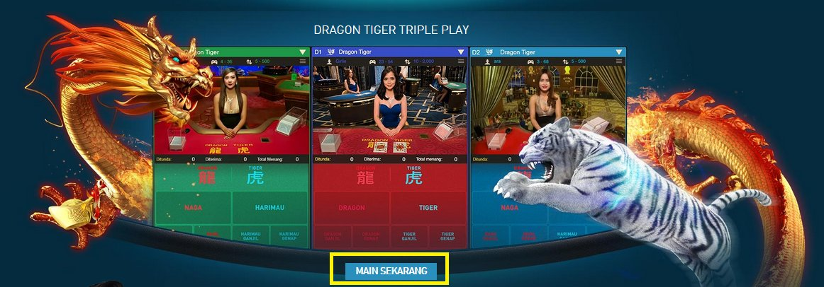 Main-Sekarang-Dragon-Tiger-W88