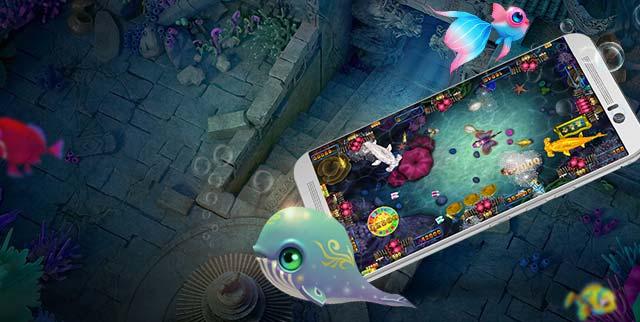 Bermain-Fish-Games-W88-di-Aplikasi-Mobile
