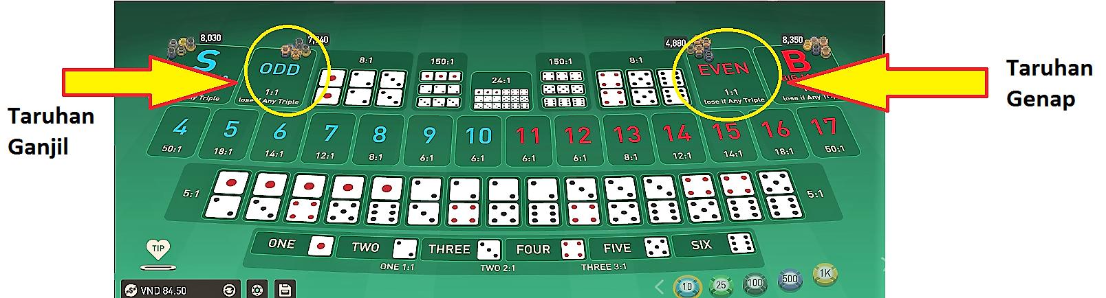 Taruhan-Genap-Ganjil-di-Sicbo-Judi-Casino-Online-W88