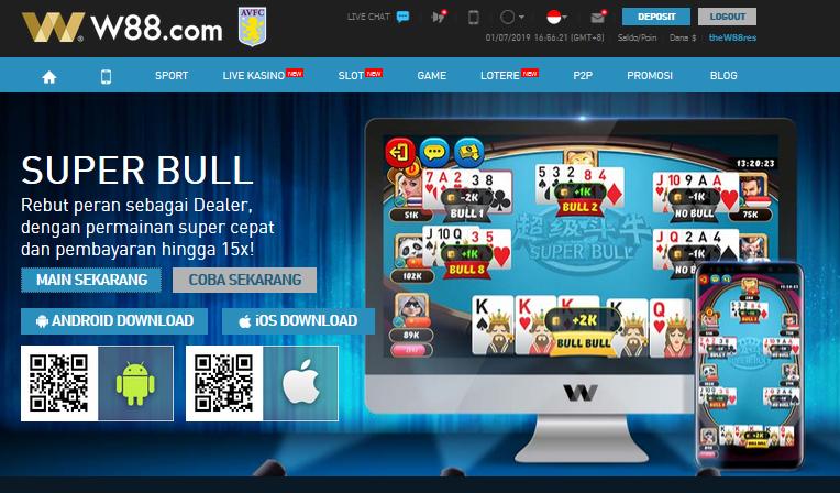Memperkenalkan-Permainan-Super-Bull-di-W88