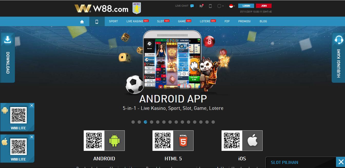 W88-Mobile-Bertanggung-Jawab-Atas-Semua-Fungsi-Dealer-Rumah-Taruhan-W88