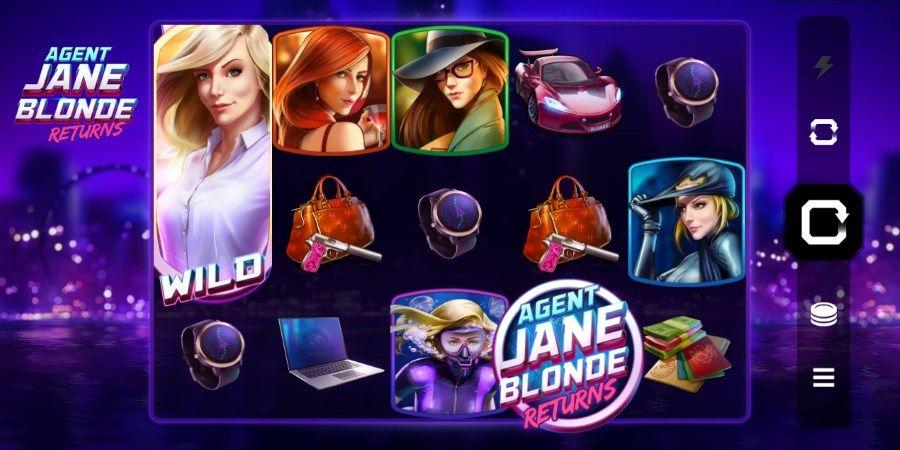 Kembalinya-Karakter-Utama-Agent-Jane-Blonde-Returns-dari-Microgaming