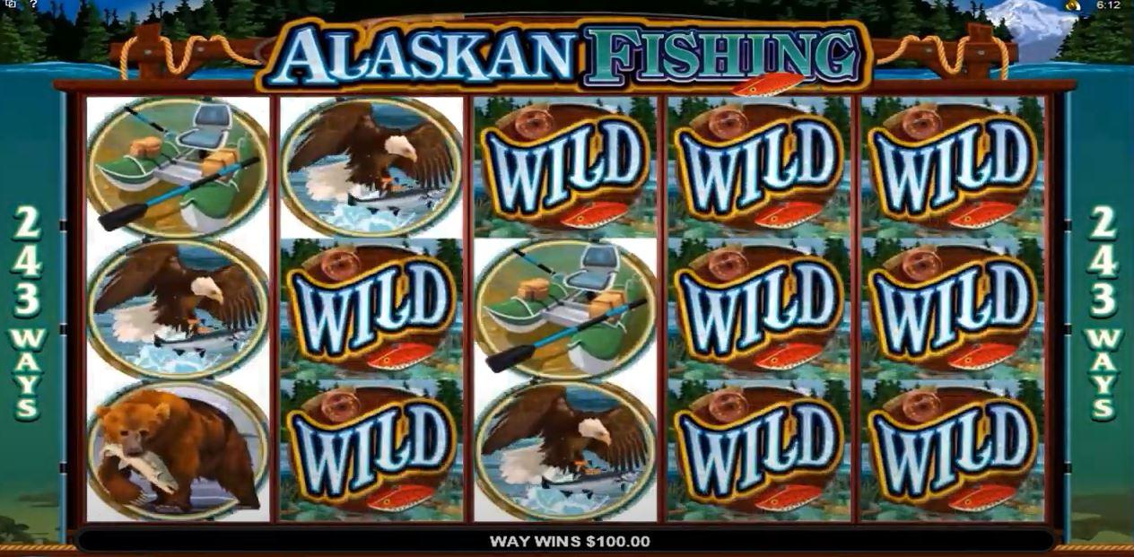 Instruksi-Permainan-Alaskan-Fishing-Sebelum-Bertaruh