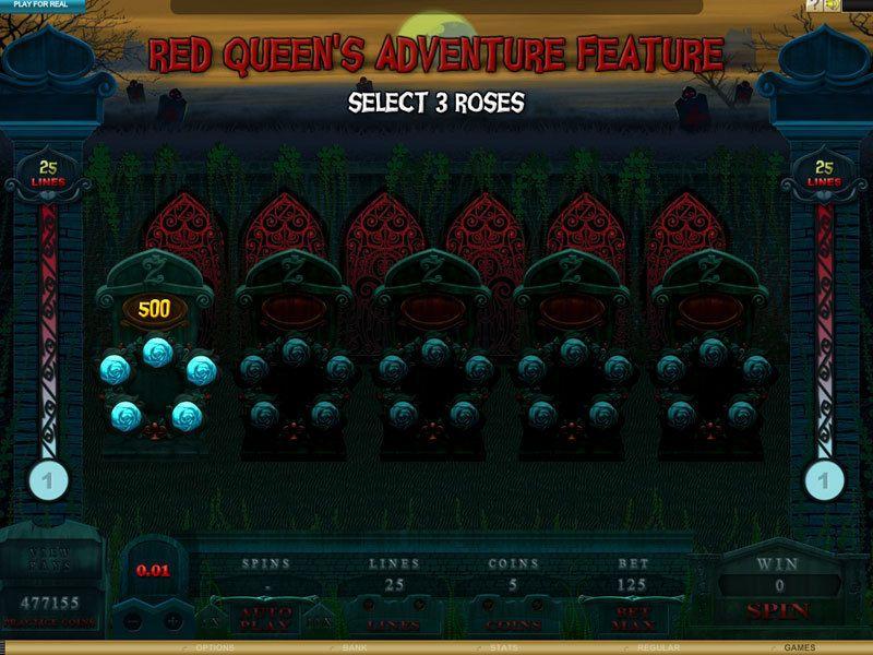 Fitur-Game-Bonus-Ratu-Merah-Alaxe-in-Zombieland