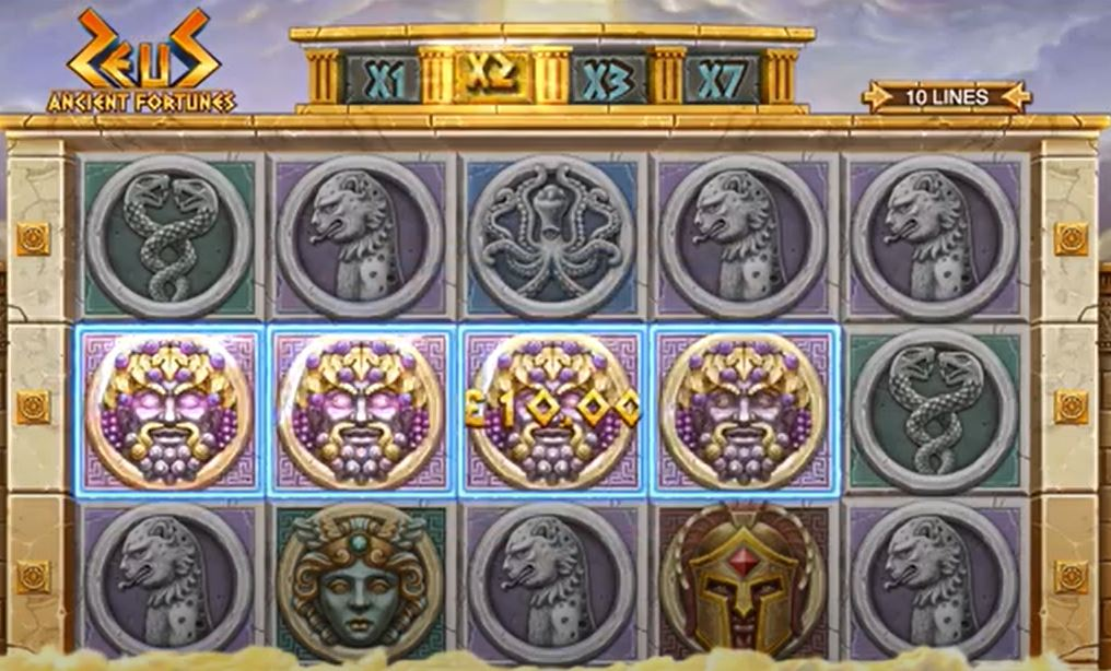 Simbol-Wild-Game-Slot-Ancient-Fortunes-Zeus