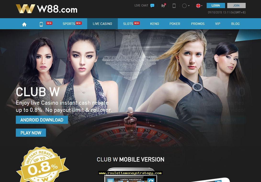 Club W Grand iOS dan Android