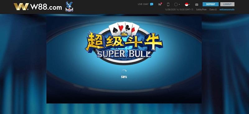 Bermain Super Bull iOS dan Android Terbaik di Indonesia