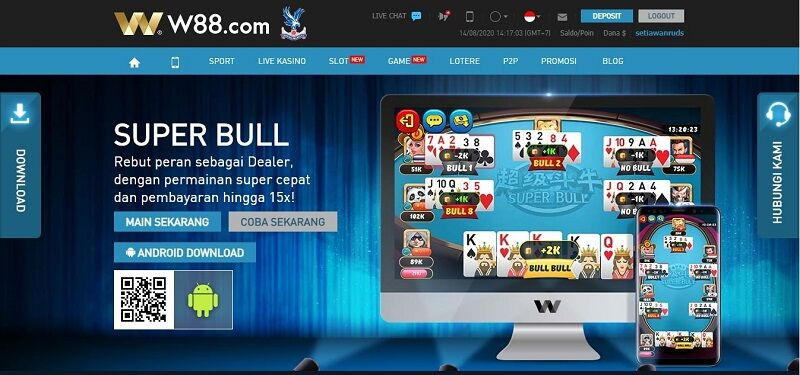 Super Bull iOS dan Android