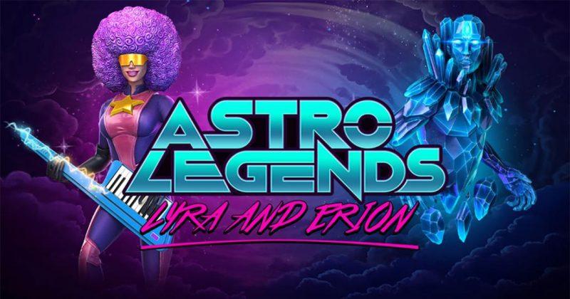 Permainan Astro Legends: Lyra Dan Erion Slots Online