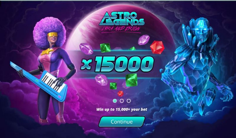 Ikhtisar Game Astro Legends: Lyra Dan Erion