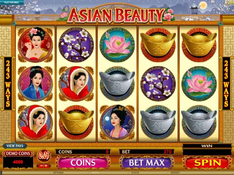 Fitur-Fitur Yang Tersedia Dalam Permaian Beauty Asia