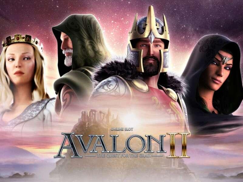 Ulasan Mengenai Permainan Avalon II: Quest for The Grail