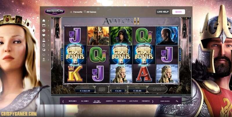 Kesimpulan : Avalon II Permainan Slot Hebat Dengan Kemenangan Tinggi