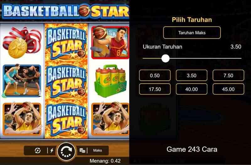 Cara Memulai Permainan Basketball Star di W88