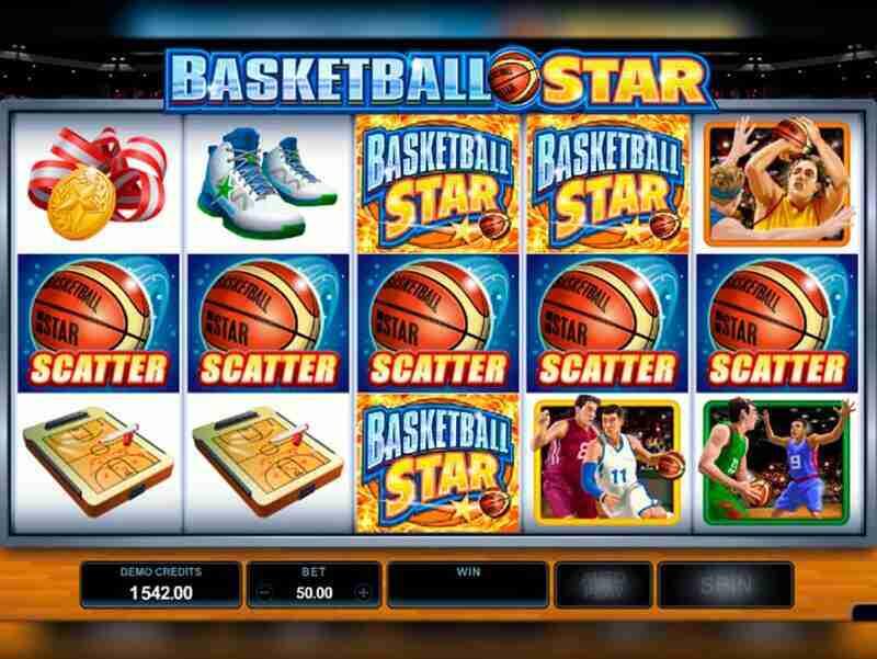 Lompatan Slam Dunk Meraih Bonus Tertinggi Basketball Star