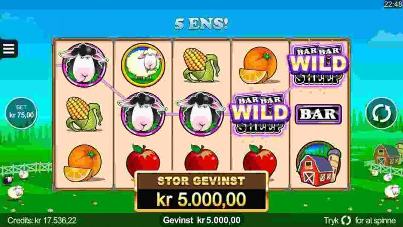 Fitur dan Simbol Khusus Bar Bar Black Sheep Free Slot
