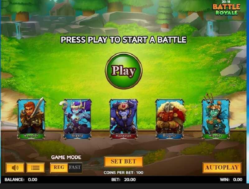 Petualangan Tak Terlupakan: Battle Royale