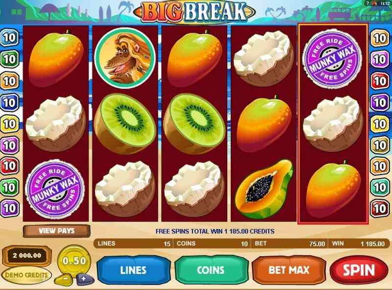 Memainkan Slot Bertema Surfing di W88 Indonesia