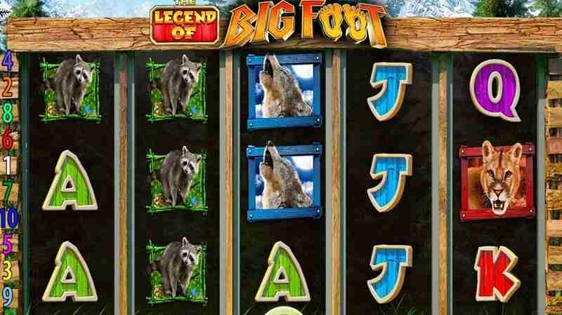 Cara Bermain Gulungan pada Mesin Slot Bigfoot