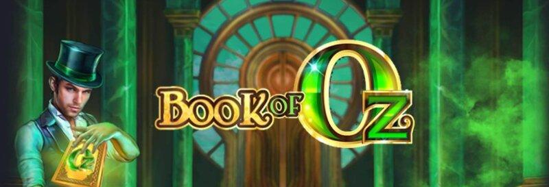 Game Slot Book of Oz Microgaming di Situs W88