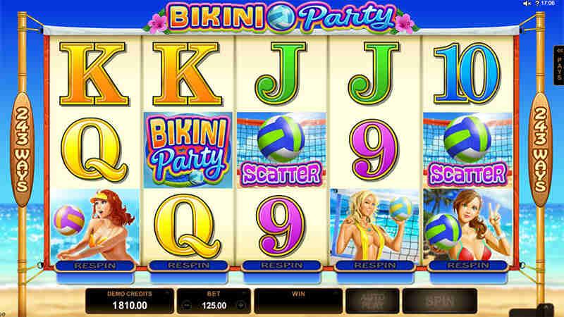 Slot Bikin Party yang Penuh dengan Fitur Bonus Memuaskan
