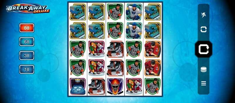 Break Away Deluxe Slot Microgaming di Situs Online W88