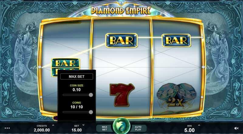 Cara Bermain Game Diamond Empire Slot W88 yang Mudah